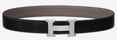 Touareg belt buckle & Reversible leather strap -