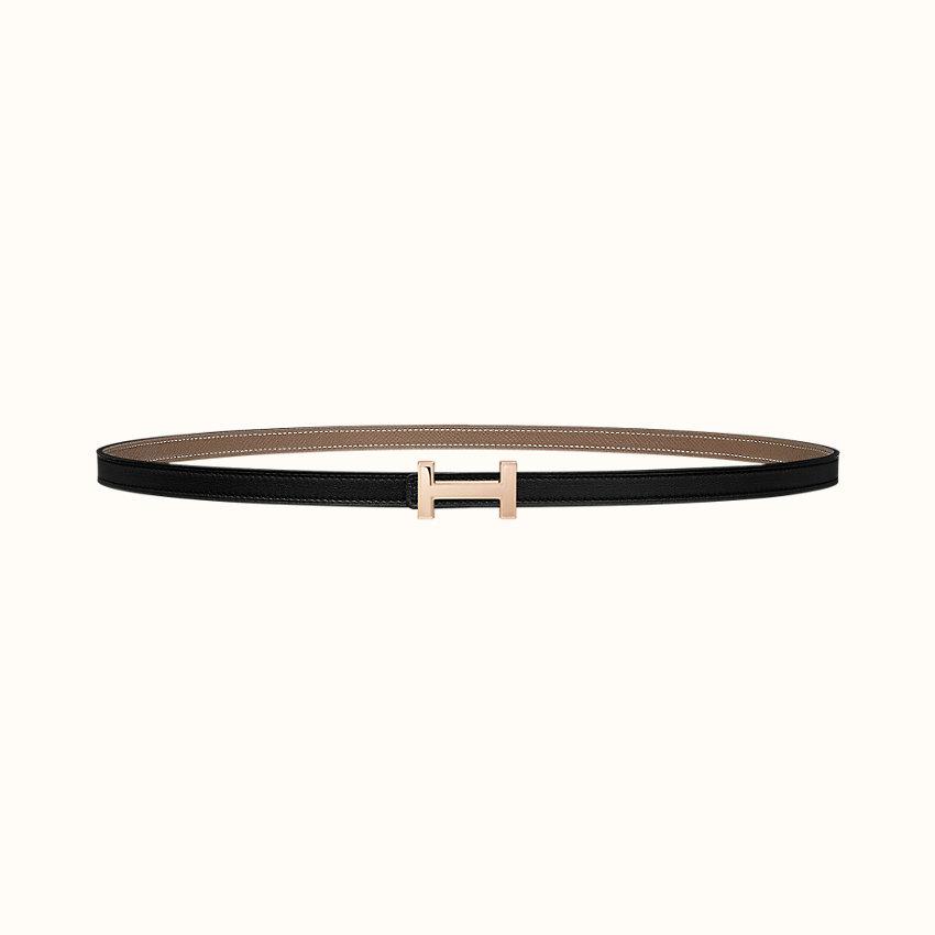 zoom image, Boucle de ceinture Focus & Cuir de ceinture réversible 13mm