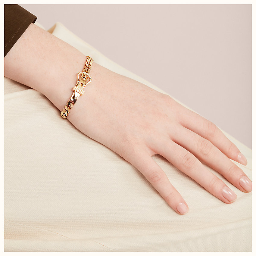 zoom image, Boucle Sellier bracelet, very small model