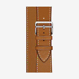 Shoptagr   Bracelet Apple Watch Hermès Double Tour 38 Mm by Hermès cd8249f8b66