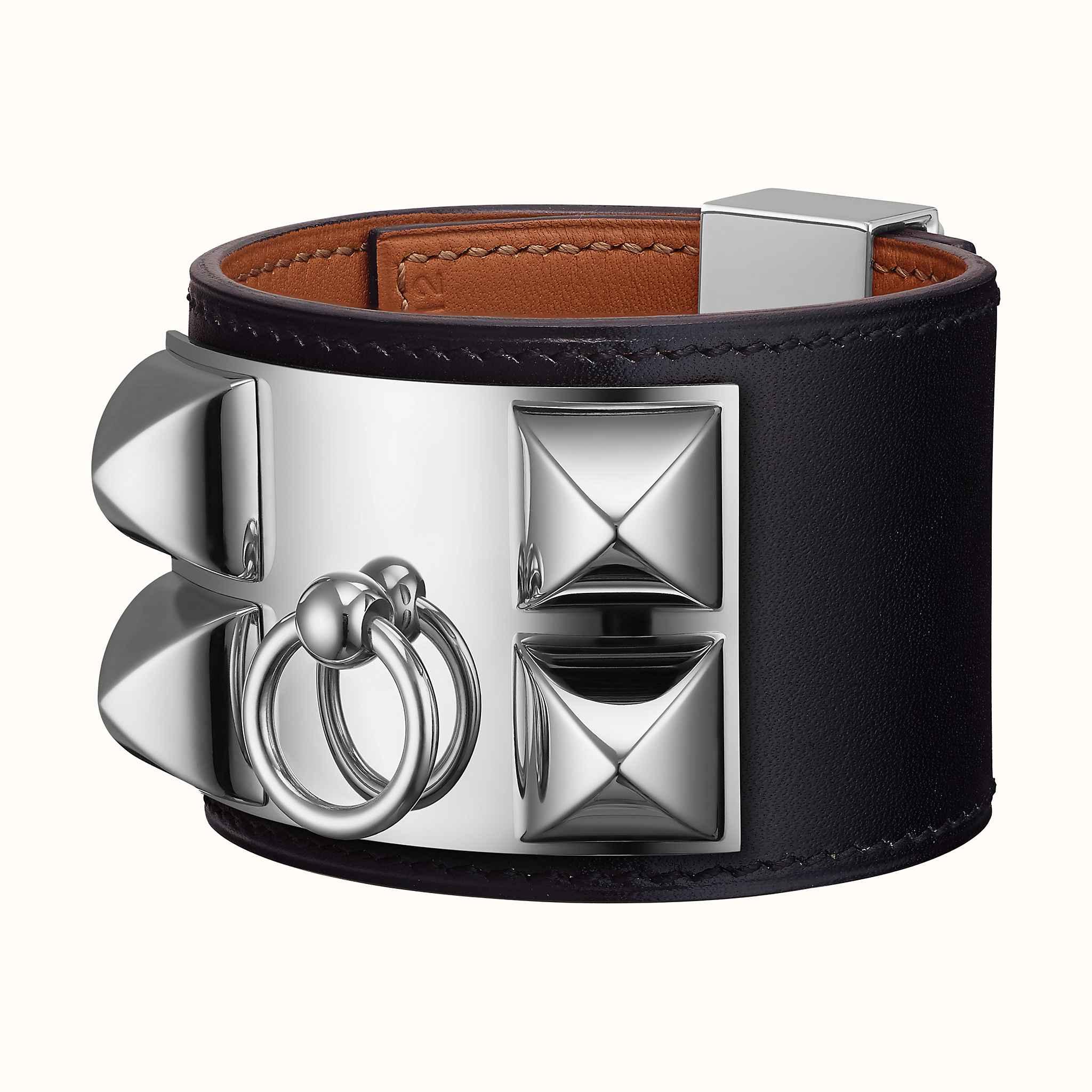 bracelet en cuir hermes femme