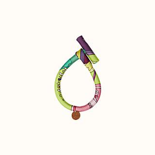 Bracelet en soie   Hermès 010b42a5cc7