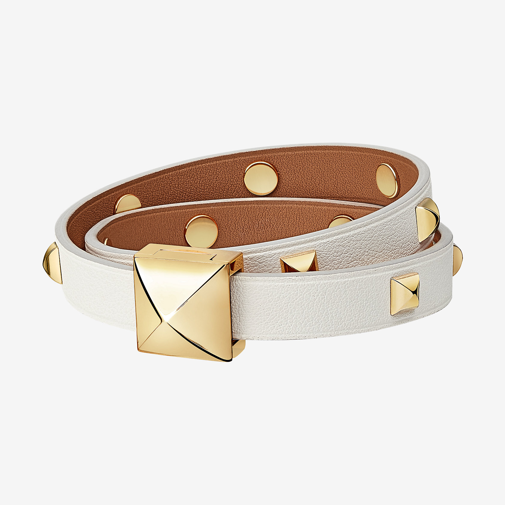 Bracelet Médor Infini Clouté   Hermès b661a4e4d57