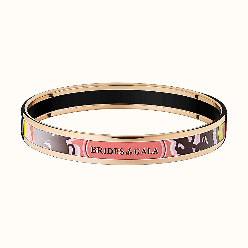 zoom image, Brides de Gala Shadow bangle