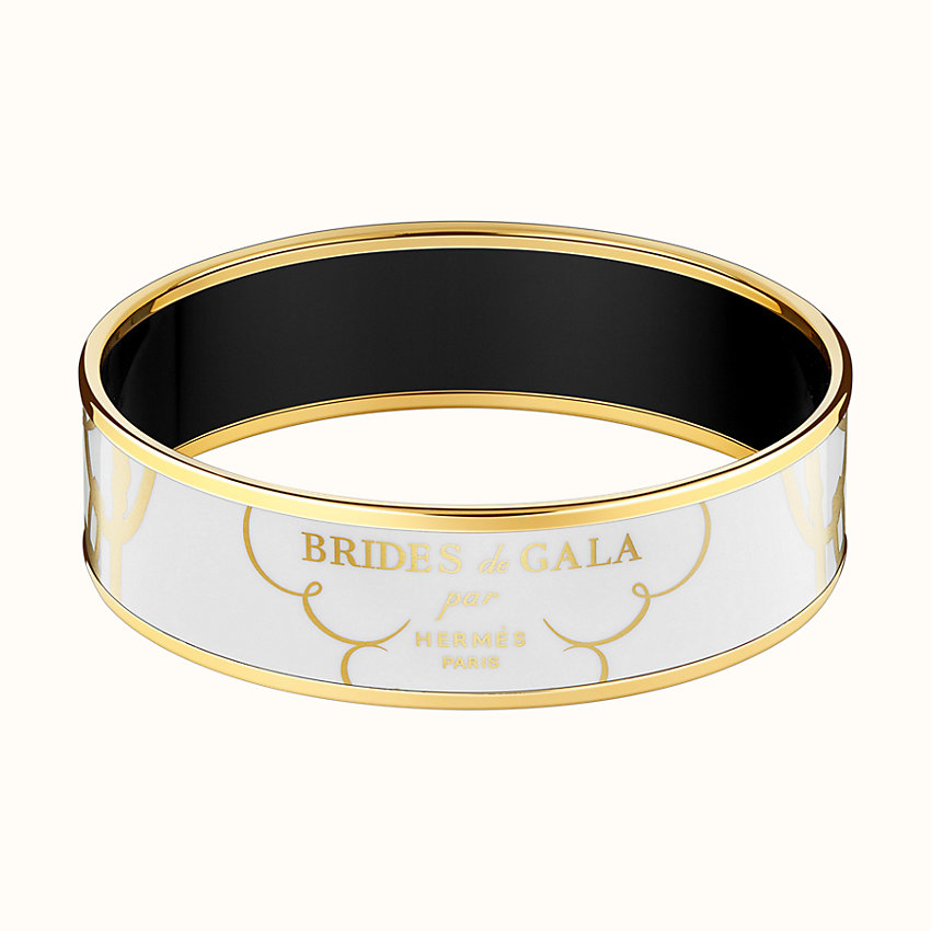 zoom image, Brides de Gala tattoo bangle