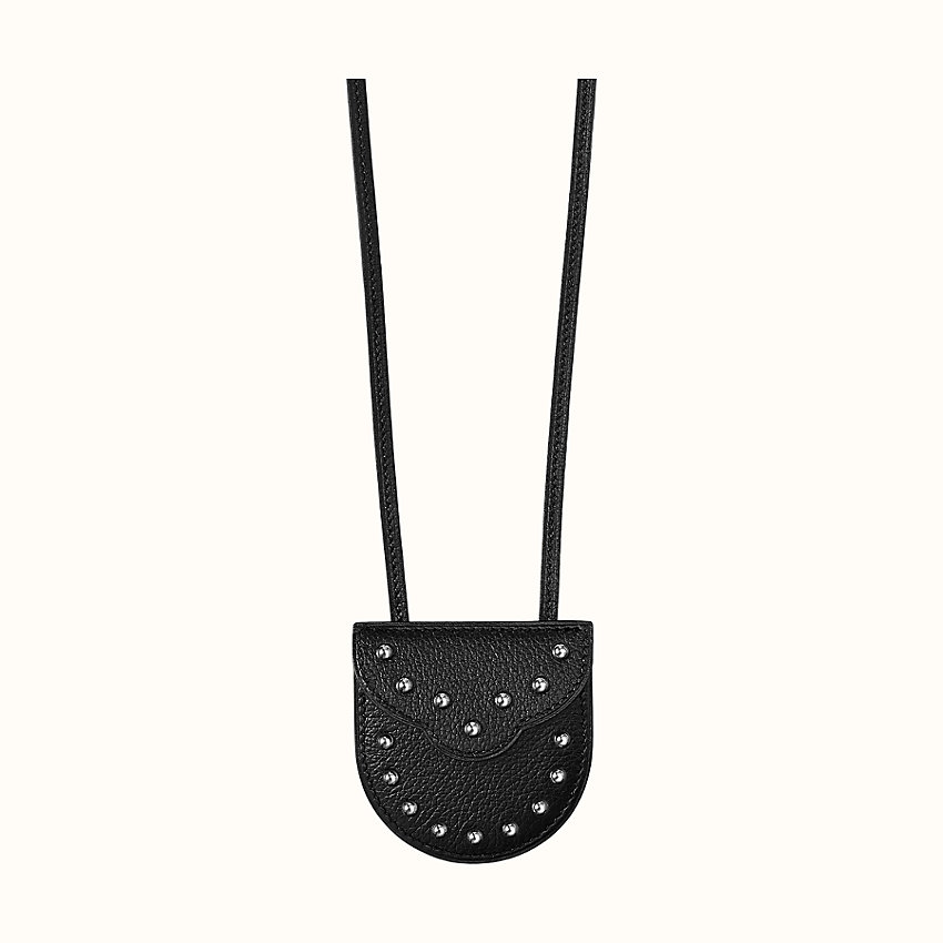 zoom image, Carnaby pouch necklace