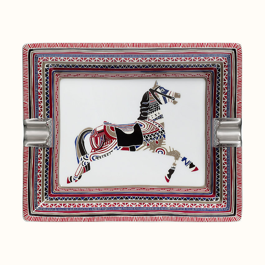 zoom image, Cheval d'Apparat ashtray