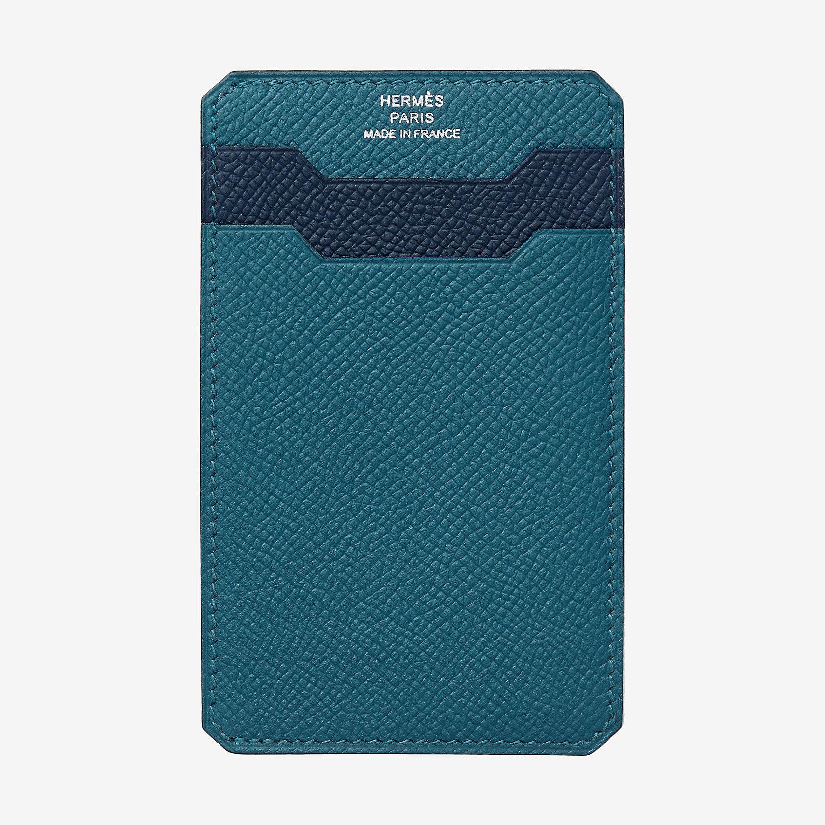 City 3cc jungle card holder small model herms colourmoves