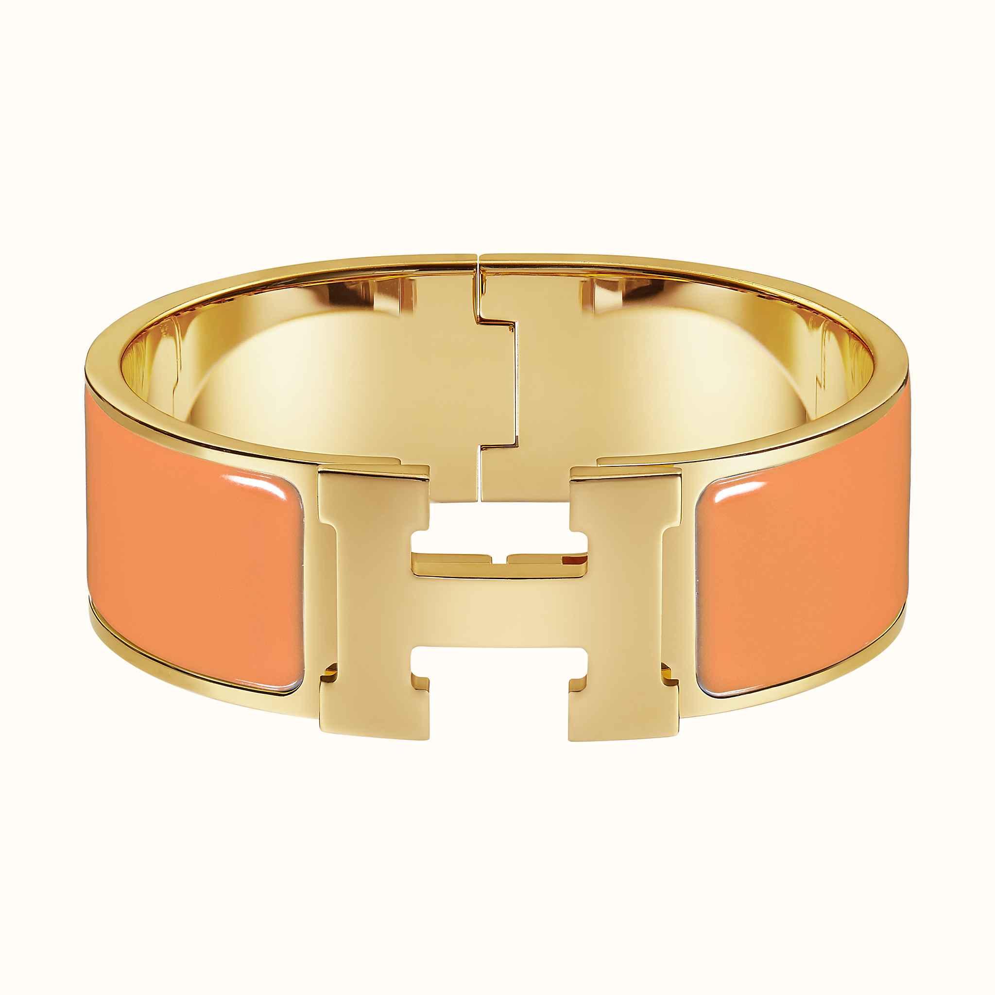 72f1ef4d5a Clic Clac H bracelet