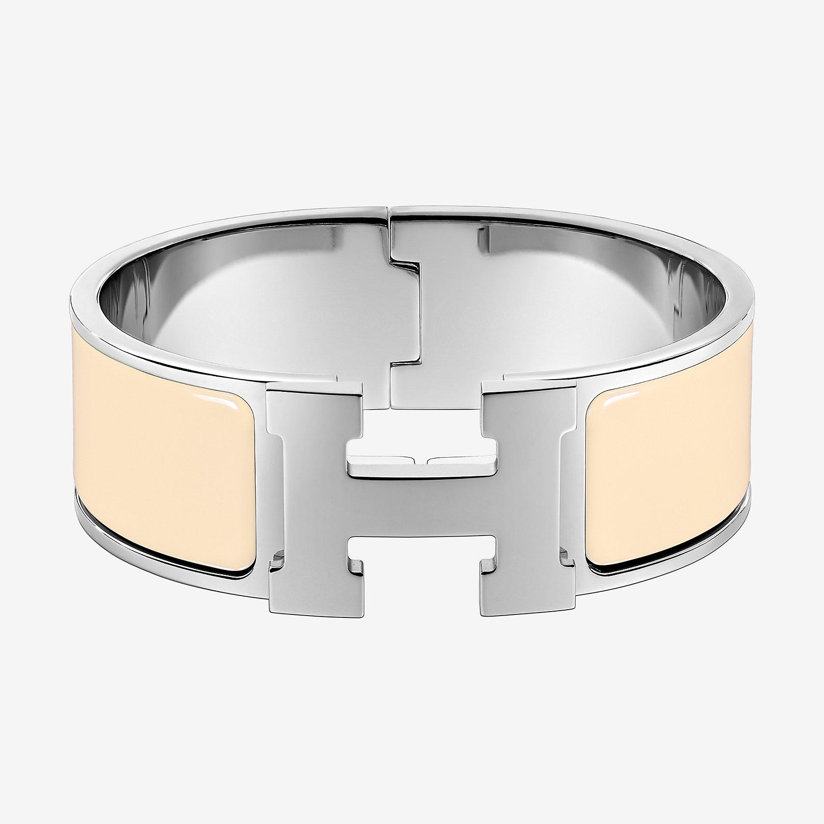 62415a2d5c8 Clic Clac H bracelet | Hermès Belgium