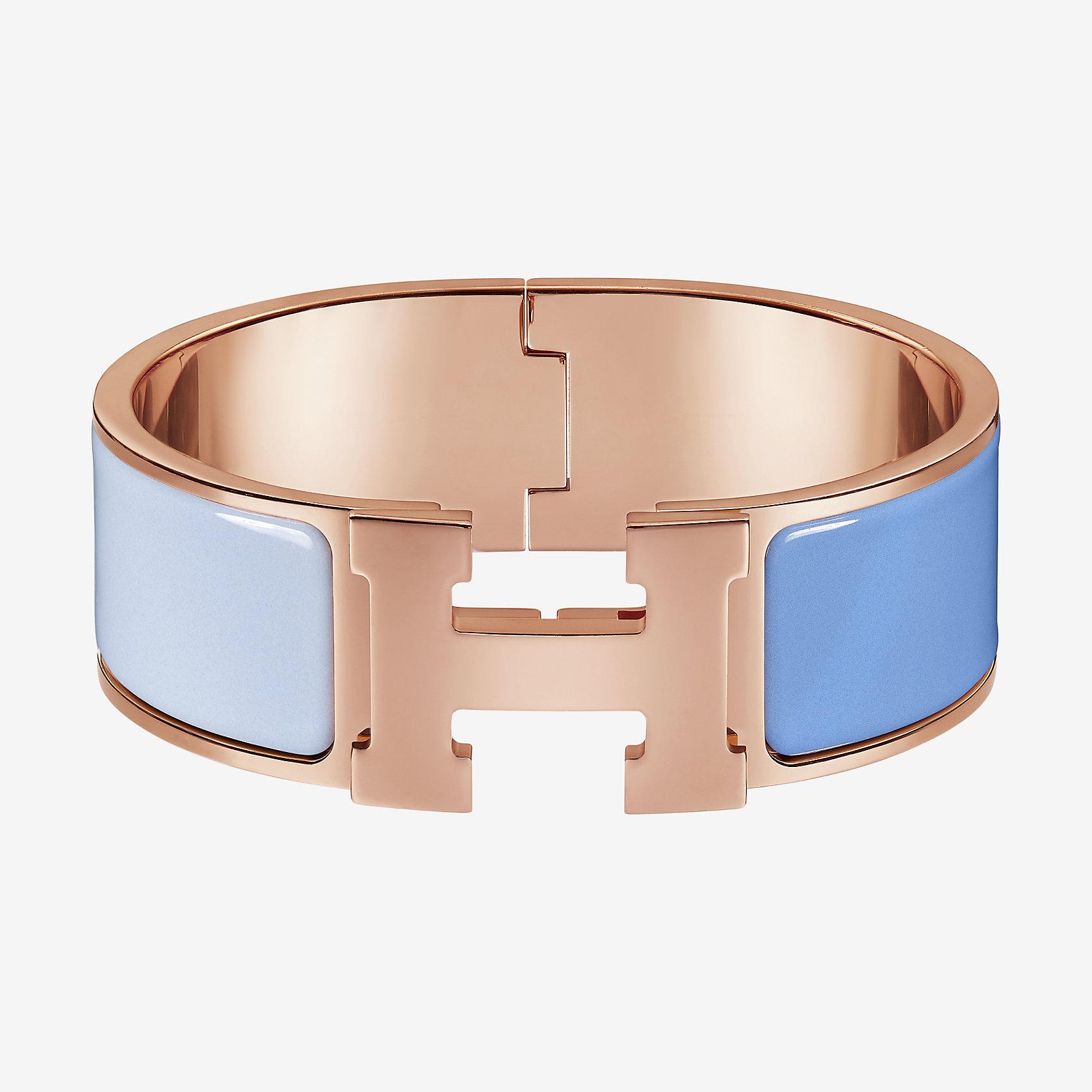 cfa619f2694 Clic Clac H color bracelet | Hermès UK