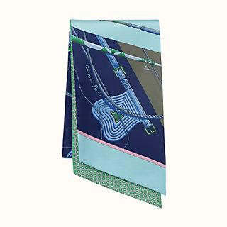 Clic Clac Modern Cannage Maxi Twilly Cut by Hermès