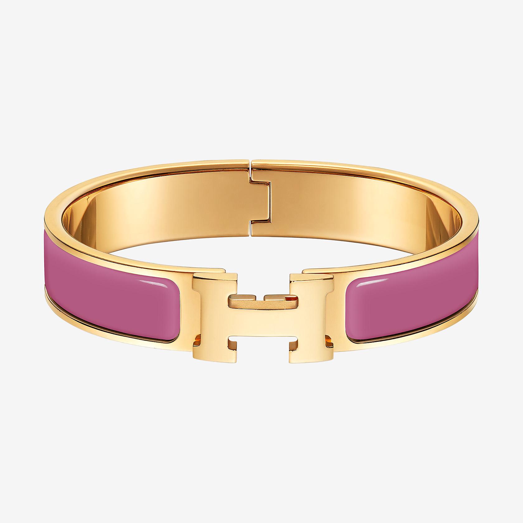 Clic H bracelet   Hermès 27222beef0c
