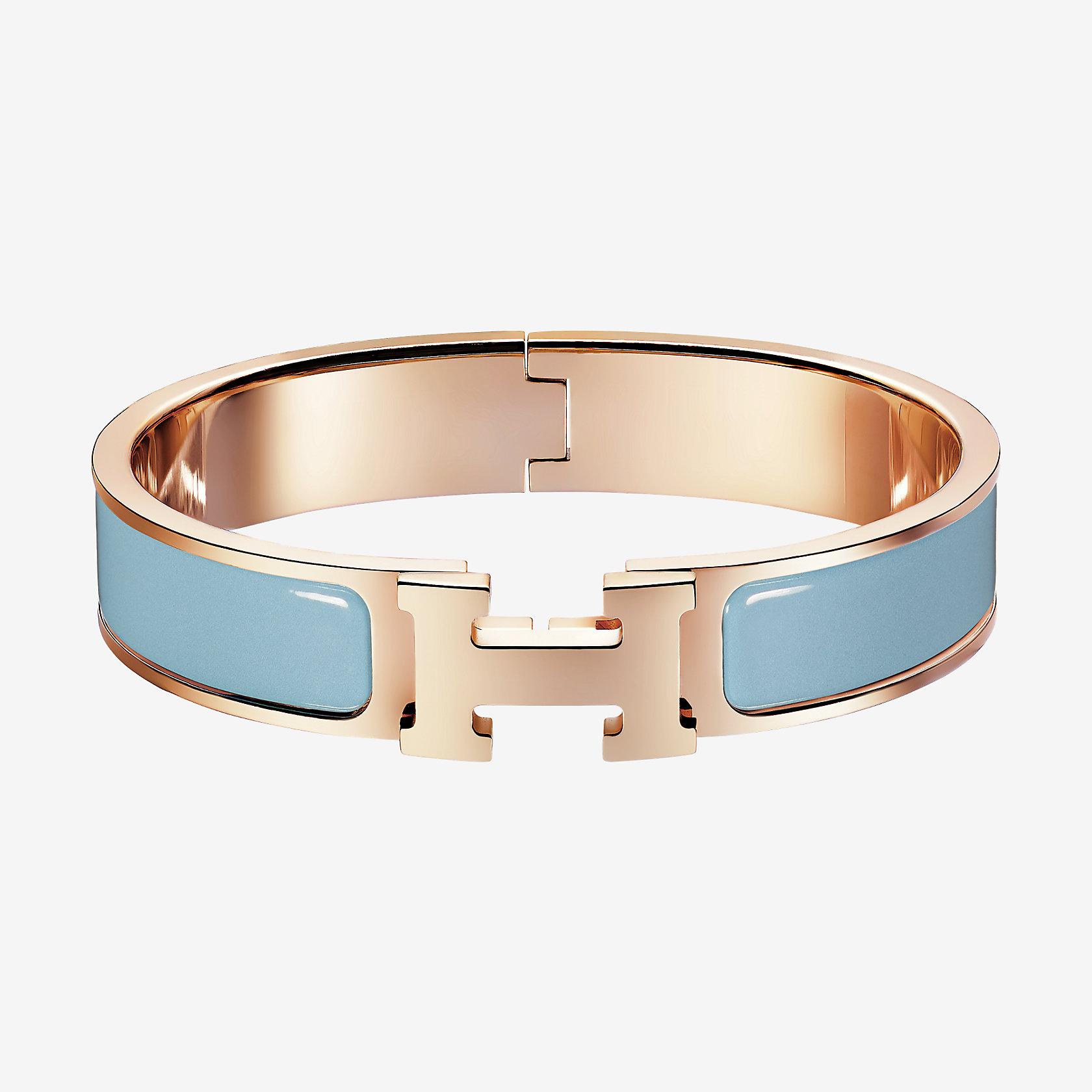 ffe0b5d3d15 Clic H bracelet | Hermès Australia