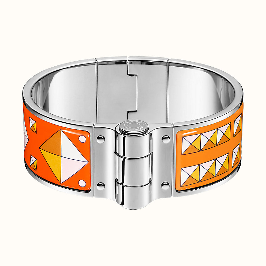 zoom image, Colliers de Chiens hinged bracelet