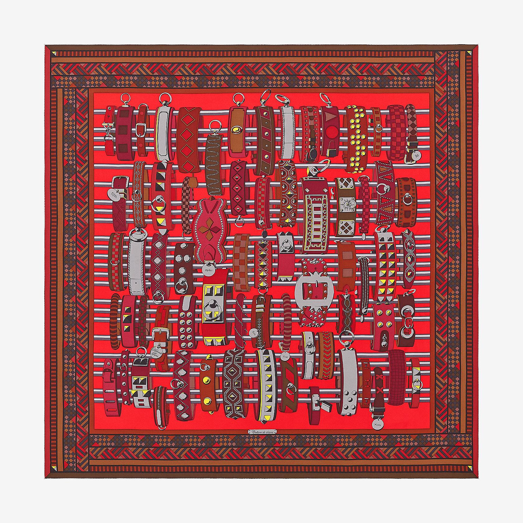 de742e2dfb7 Colliers de Chiens Remix scarf 140