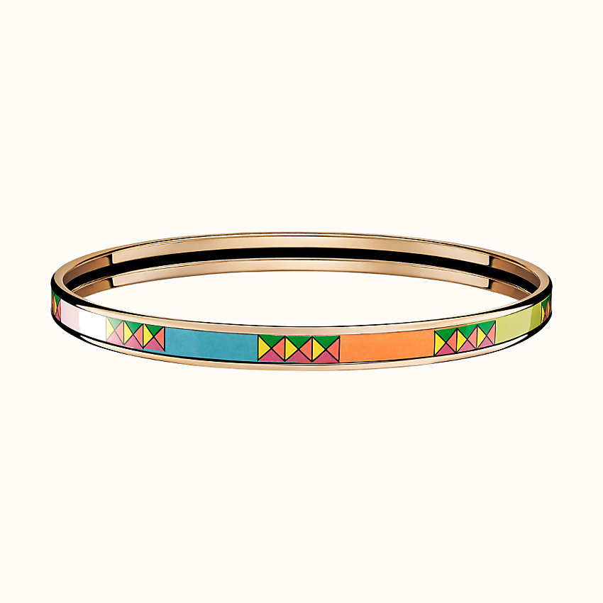 zoom image, Colliers de Chiens Trio Clous bangle