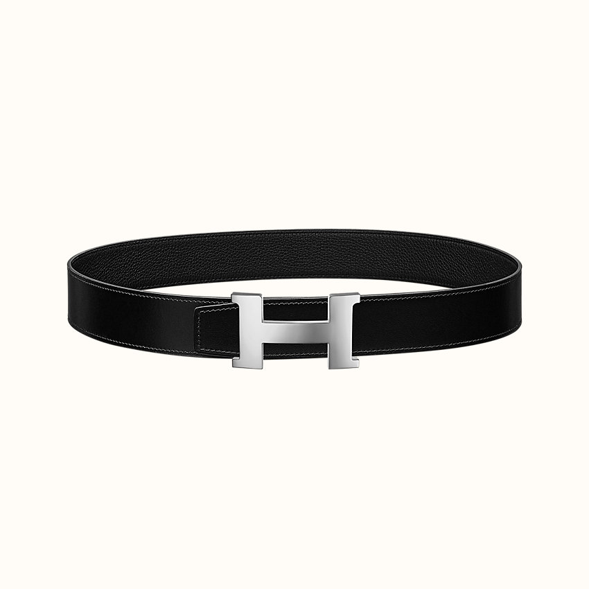 zoom image, Constance belt buckle & Reversible leather strap 38 mm