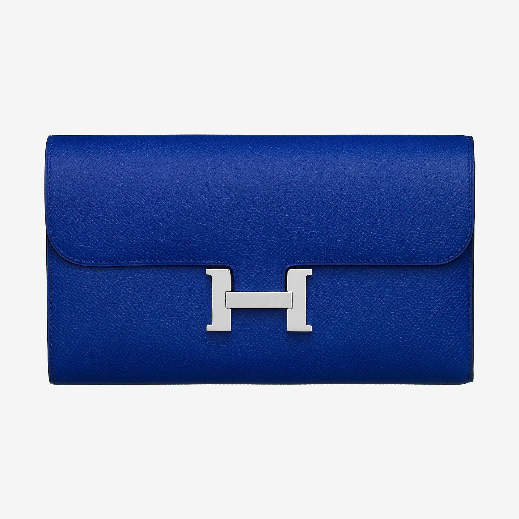 0ae10cba9398 Constance long wallet | Hermès
