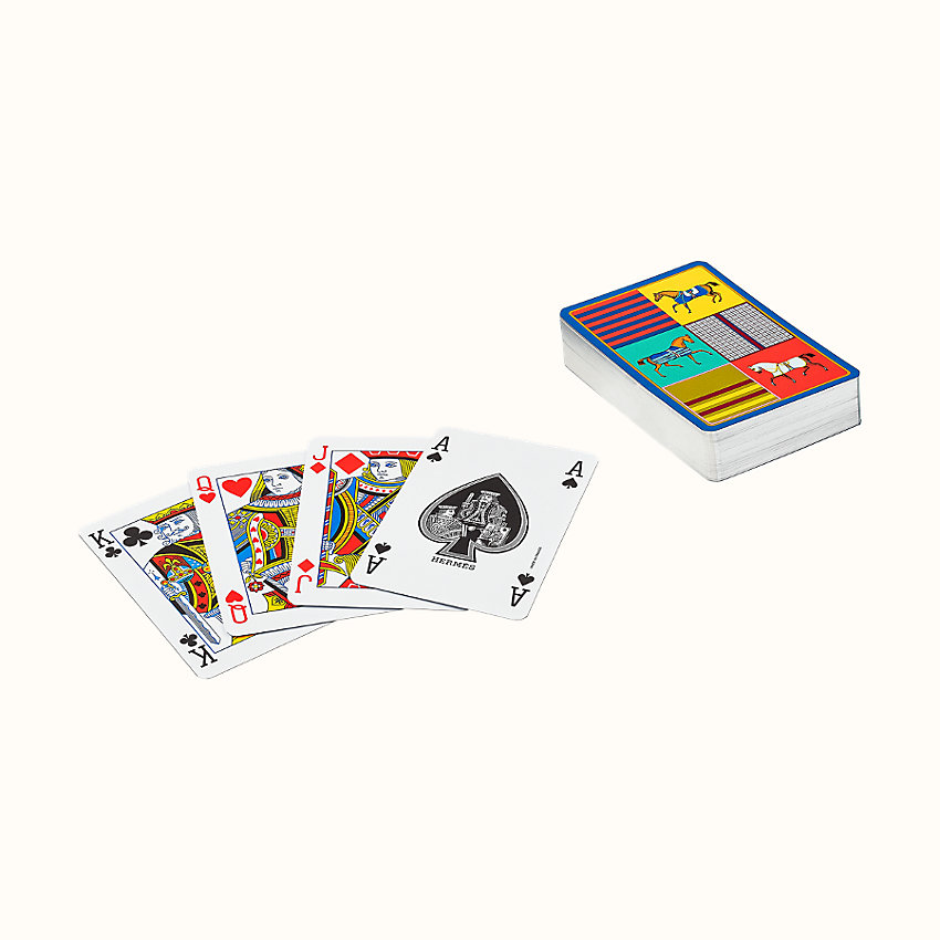 zoom image, Couvertures Nouvelles bridge playing cards