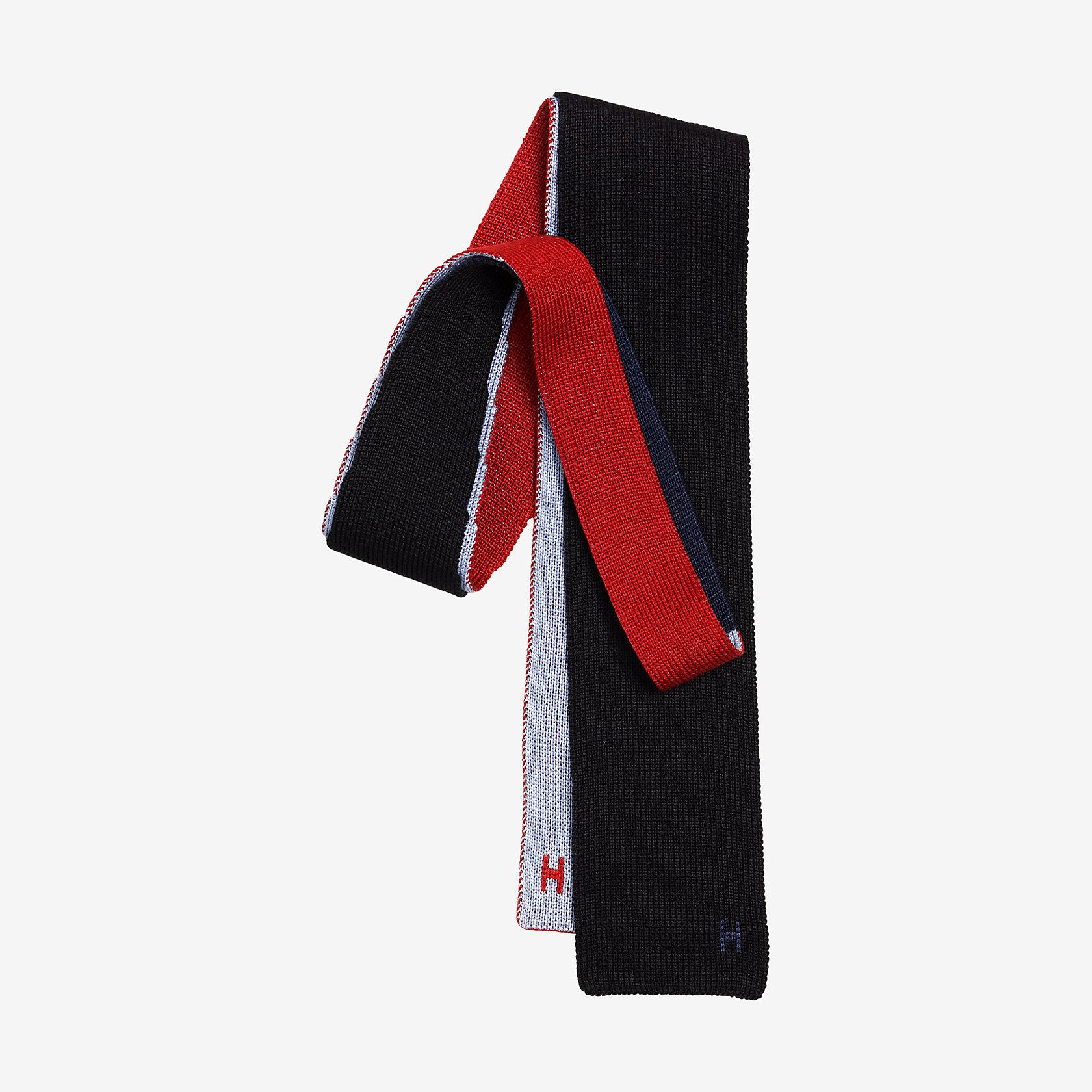 b0a0126ef3d Cravate Maille de soie 4 Temps