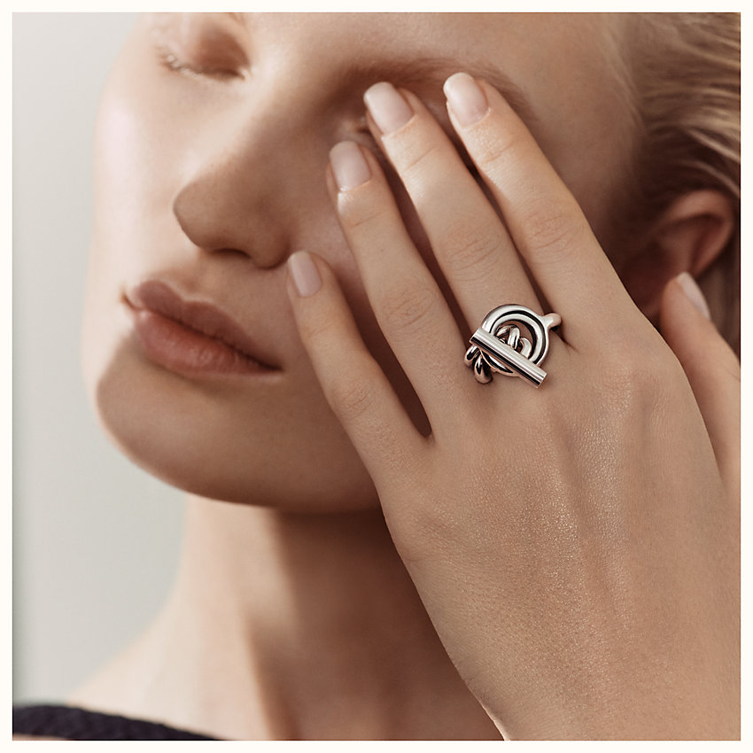 zoom image, Croisette ring, large model