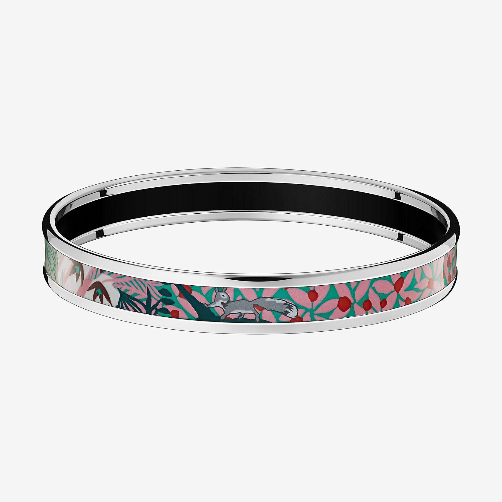 Dans un jardin anglais bracelet herm s for Concevoir un jardin anglais