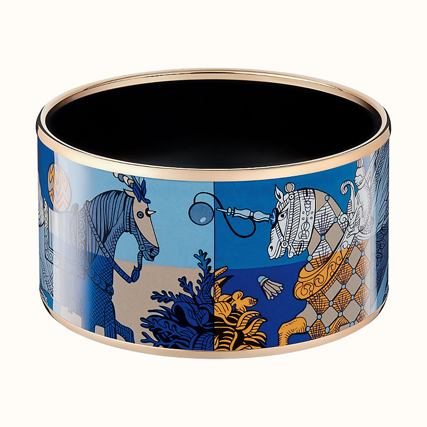 zoom image, Della Cavalleria Favolosa bangle