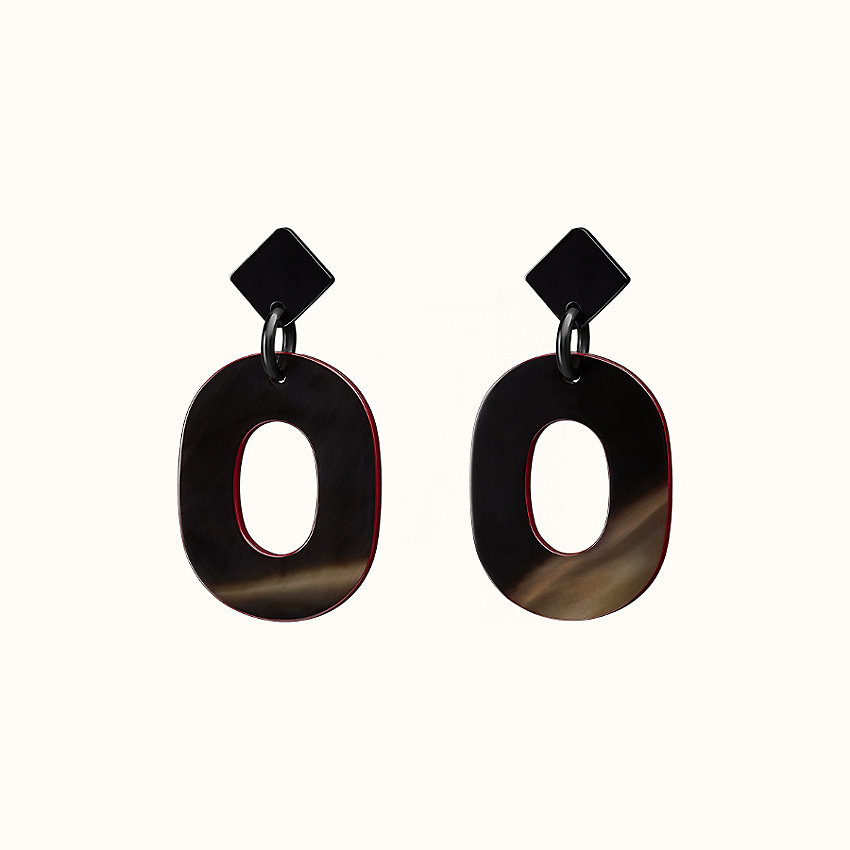 zoom image, Dip Dye earrings