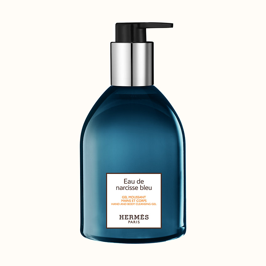 zoom image, Eau de narcisse bleu Cleansing gel
