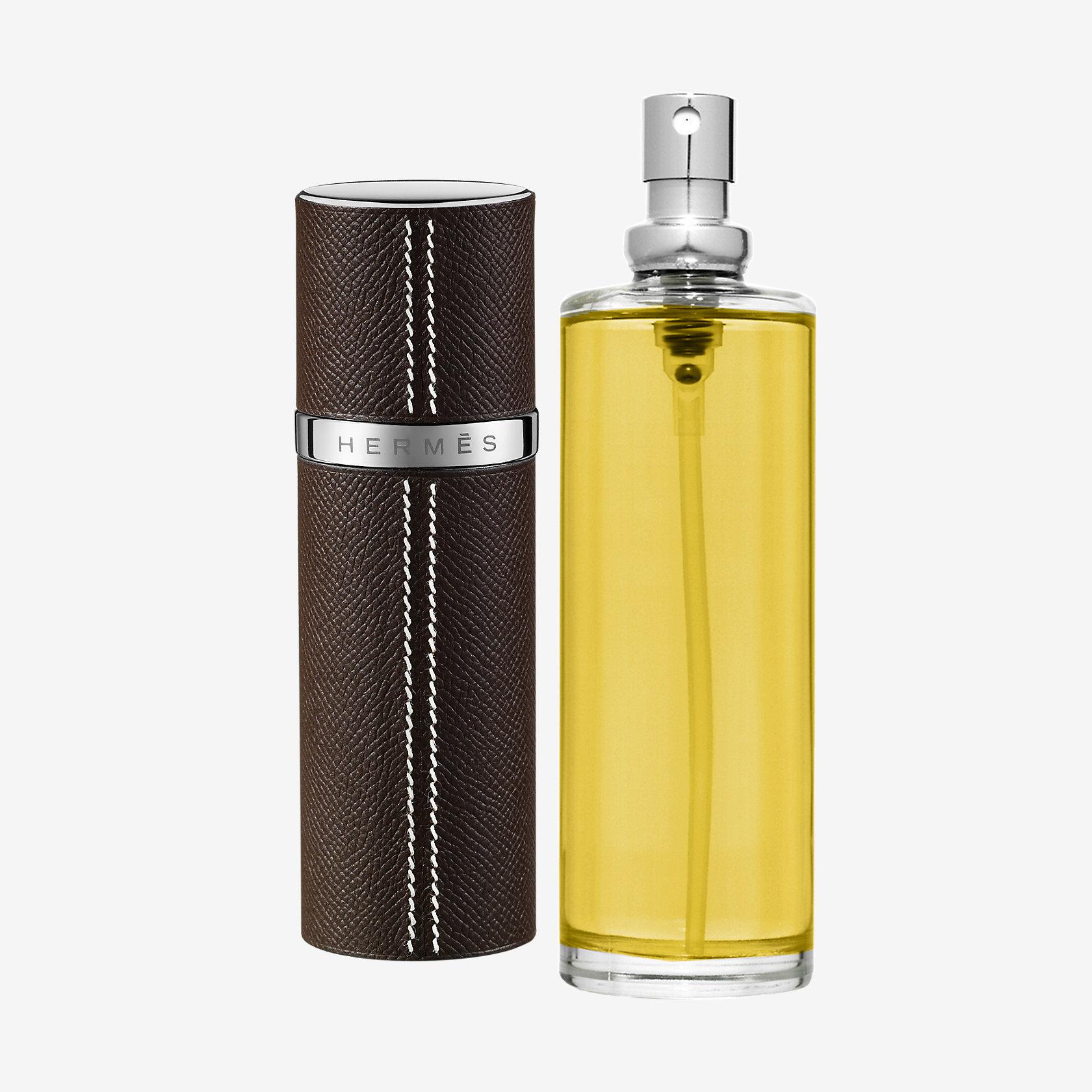 Elixir Des Merveilles Eau De Parfum Refill Refillable Leather Case