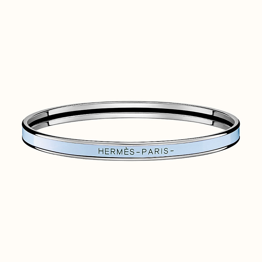 zoom image, Enamel bangle