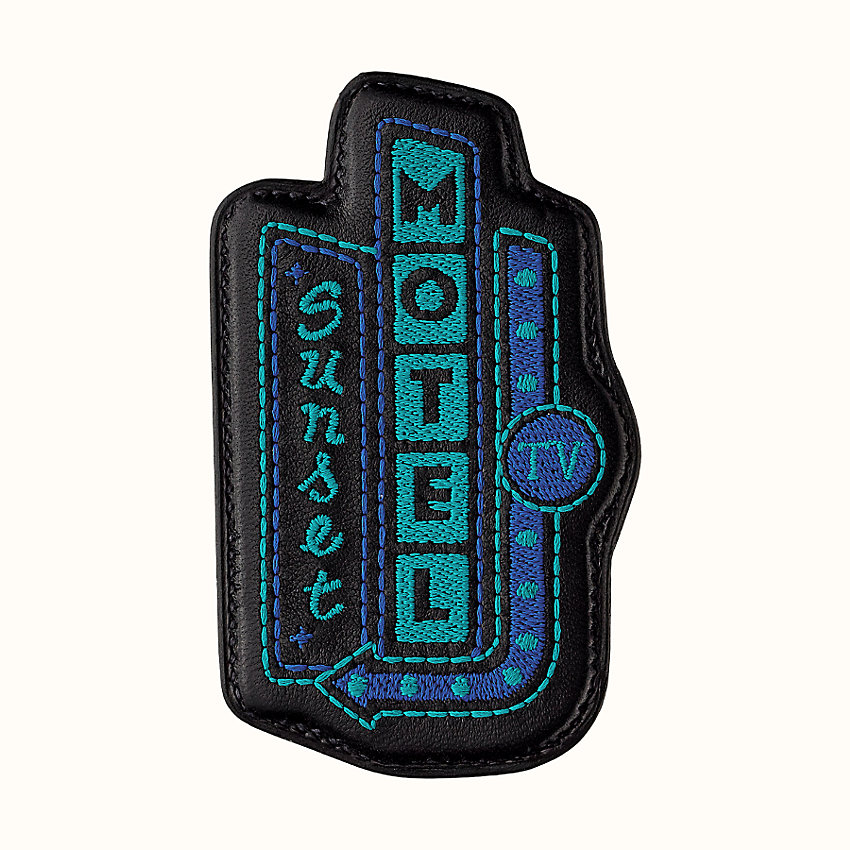 zoom image, Endless Road Motel badge