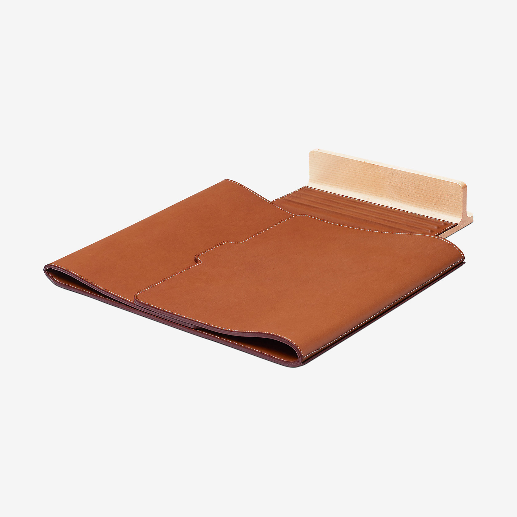 with black desk blotter leather paper writing pad product x