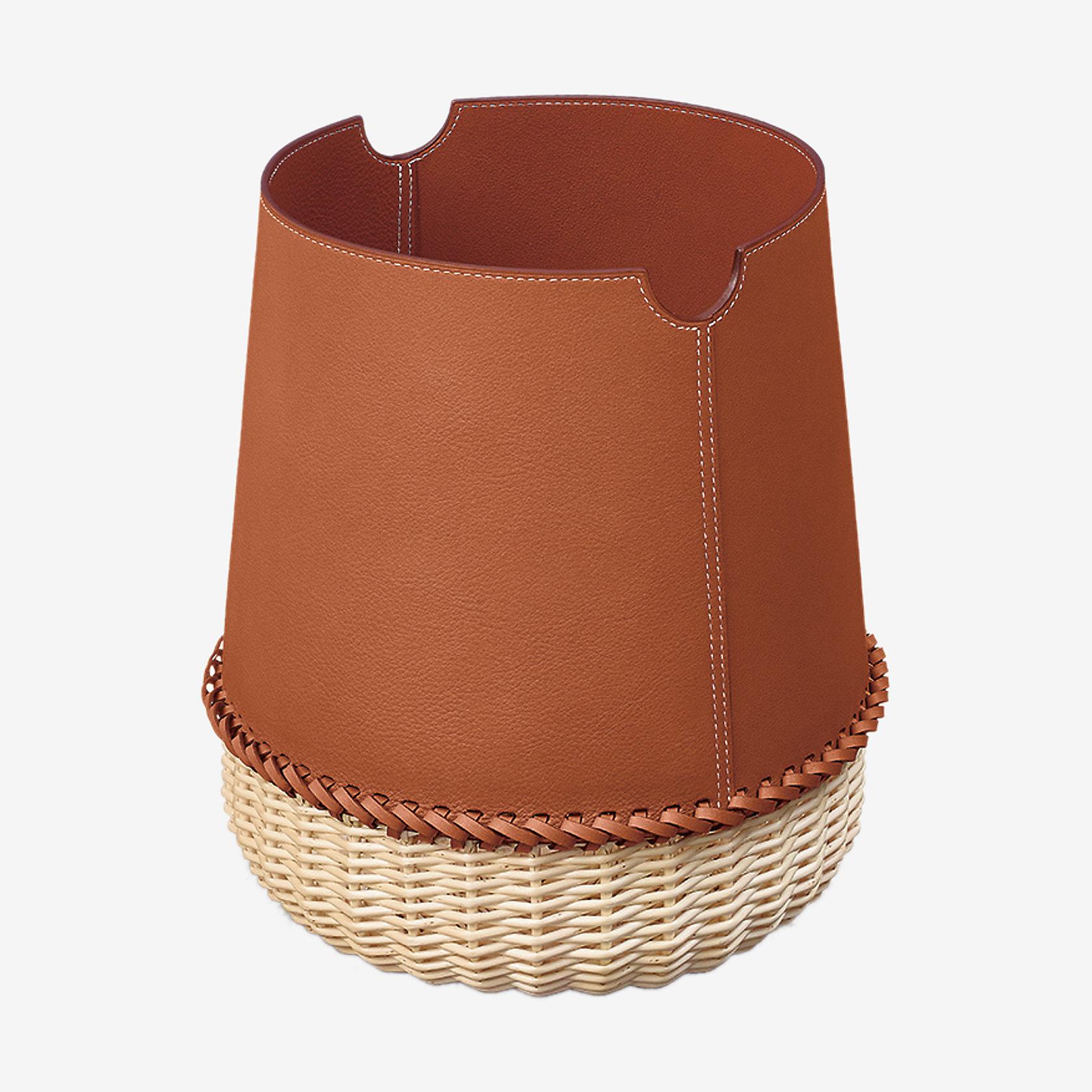 Equilibre D Hermes Waste Basket H311320m 01