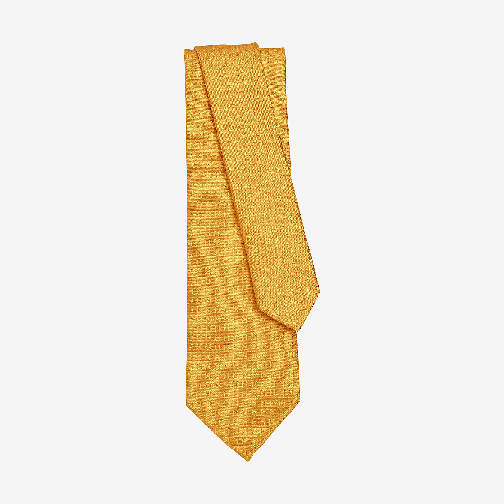 f77216cb7fc6 Faconnee H tie | Hermès