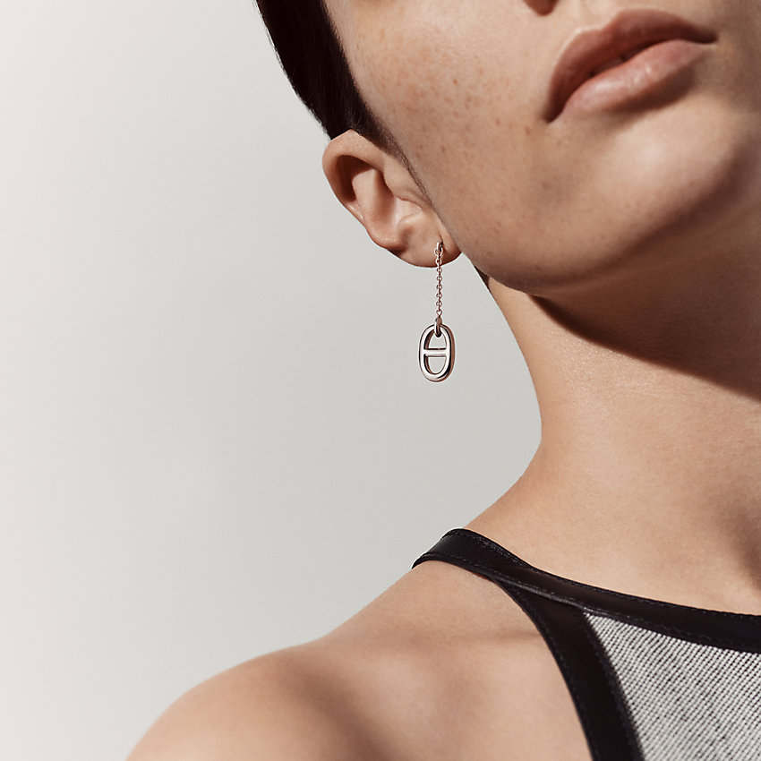 zoom image, Farandole earrings, medium model