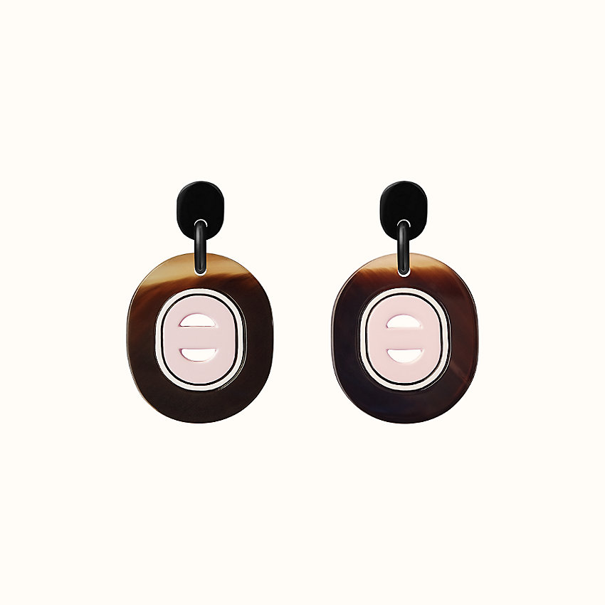 zoom image, Fidelio Virage earrings, small model