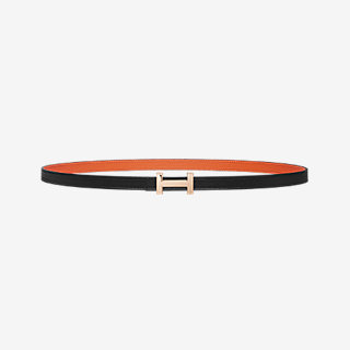 Focus Belt Buckle & Reversible Leather Strap 13 Mm by Hermès