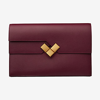 Fortunio Clutch by Hermès