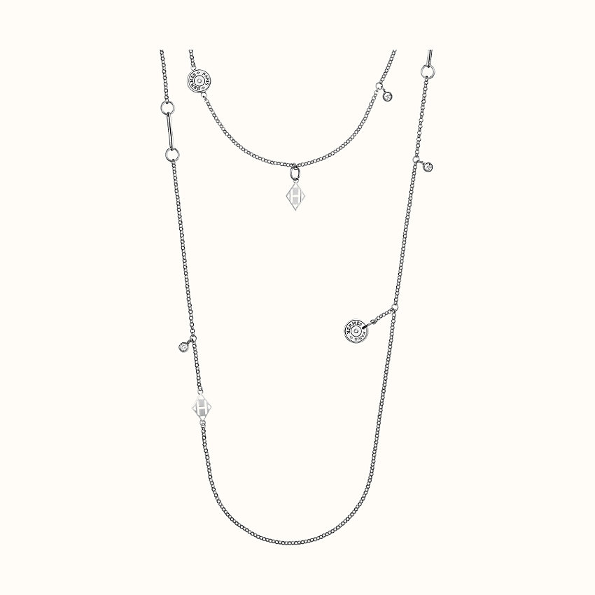 zoom image, Gambade long necklace