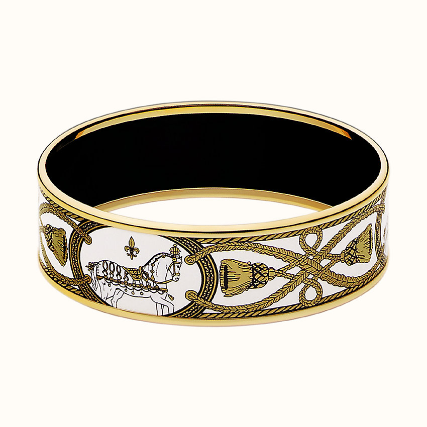 zoom image, Grand Apparat bangle