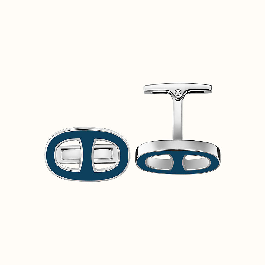 zoom image, Guernesey cufflinks