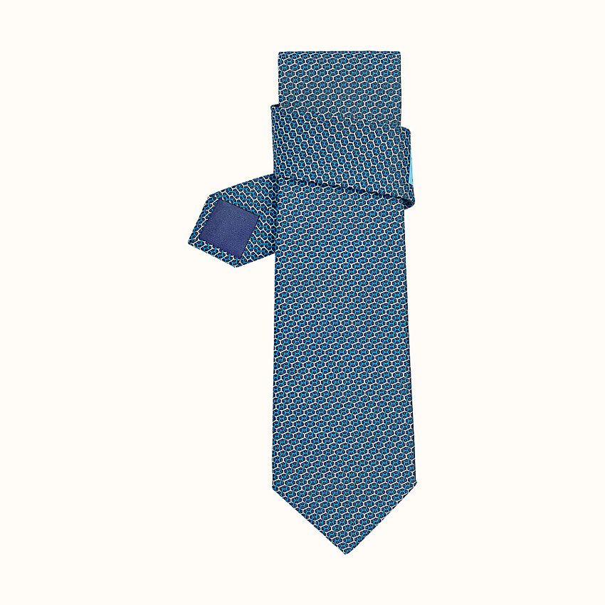 zoom image, H Maille tie