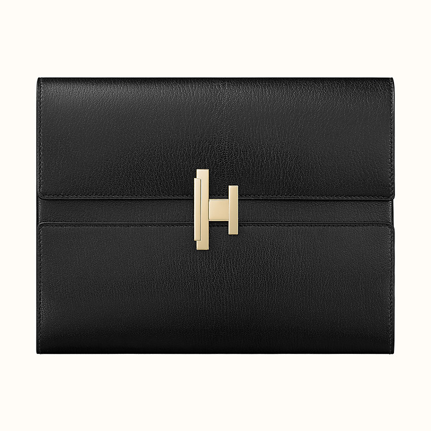 zoom image, Hermes Cinhetic clutch