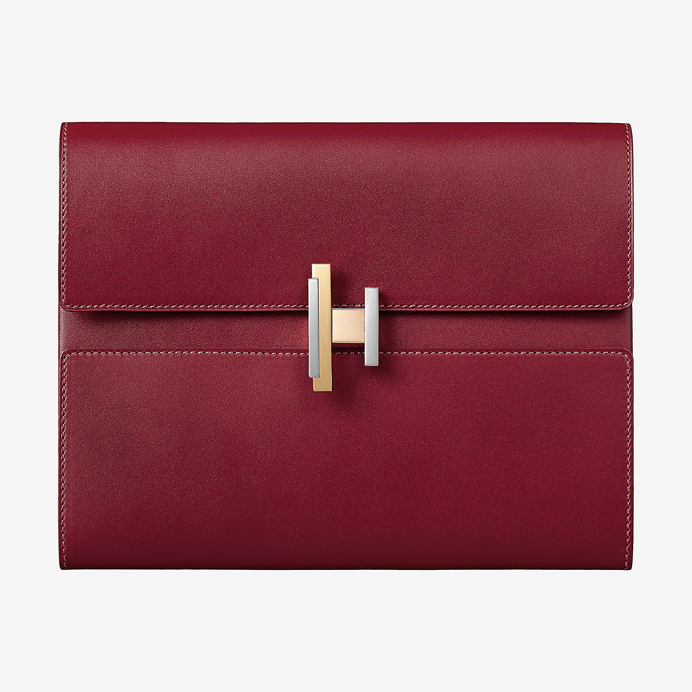 Hermes Cinhetic clutch, medium model - front