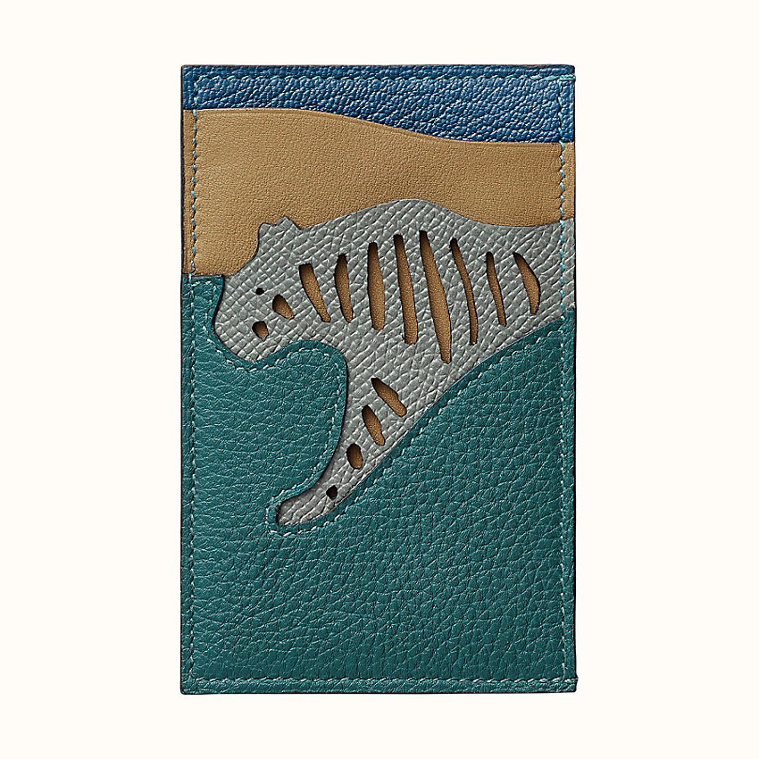 zoom image, Hermes Rooroo 3CC card holder