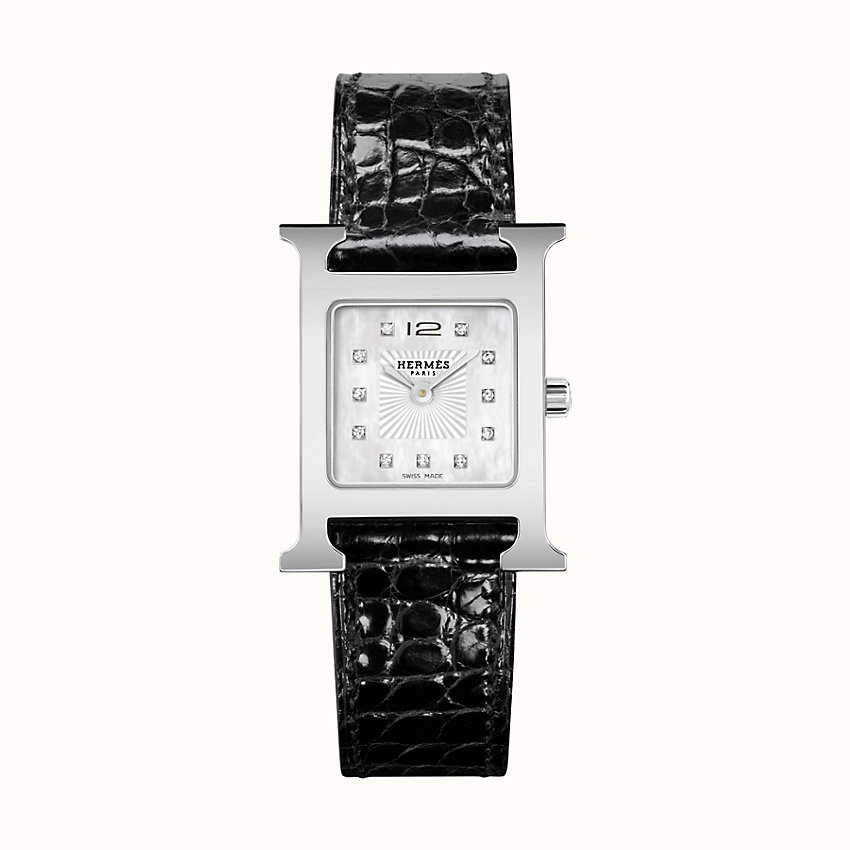 zoom image, Heure H watch, 21 x 21 mm
