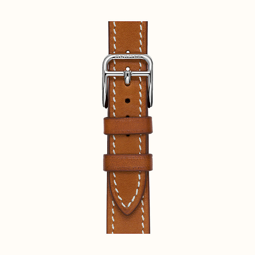 zoom image, Heure H Watch Strap Single Tour, 17.2 x 17.2 mm, long
