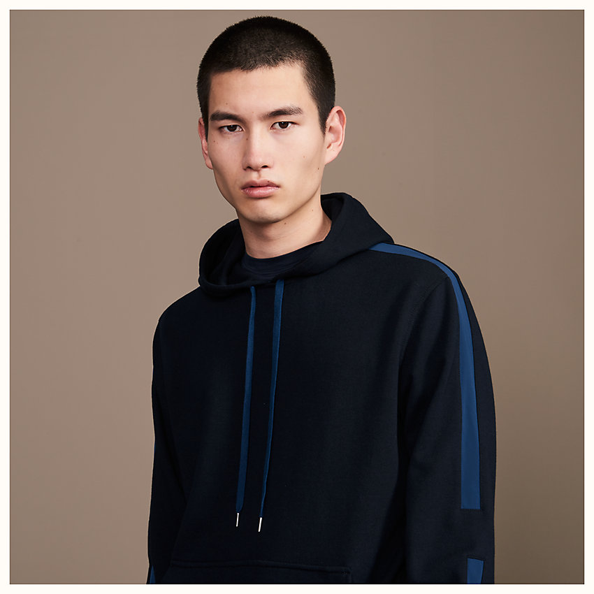 zoom image, Hooded jogging sweater